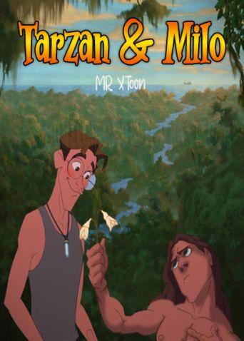 Tarzan & Milo